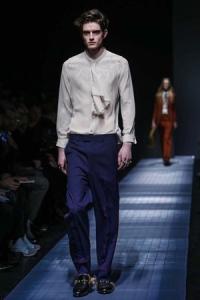 2015, Gucci Menswear Fall Winter2015 in Milan