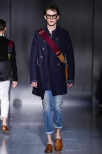 GUCCI Menswear Collection Spring Summer 2015 in Milan
