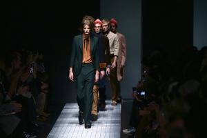 GUCCI SHOW - Runway - Milan Menswear Fashion Week Fall Winter 2015/2016